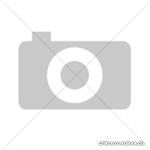 Pendentif Opale à dendrites de manganèse, Diamant Herkimer et argent 925. Pièce unique