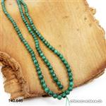 Rang Malachite 3 - 3,5 mm / 39,5 cm