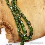 Rang Chromdiopside forme libre 6 - 8 mm / 39-40 cm