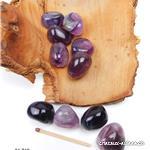 Fluorite violette 11 à 15 grammes, 2 - 2,5 cm