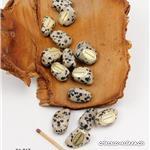 Jaspe Dalmatien 2 cm, taille S. OFFRE SPECIALE